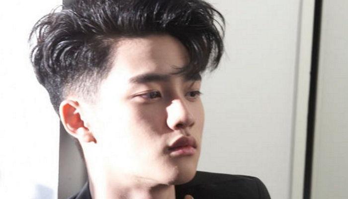 Gaya Rambut Ini Lagi Hits Di Kalangan Pria Korea Loh Inikpop