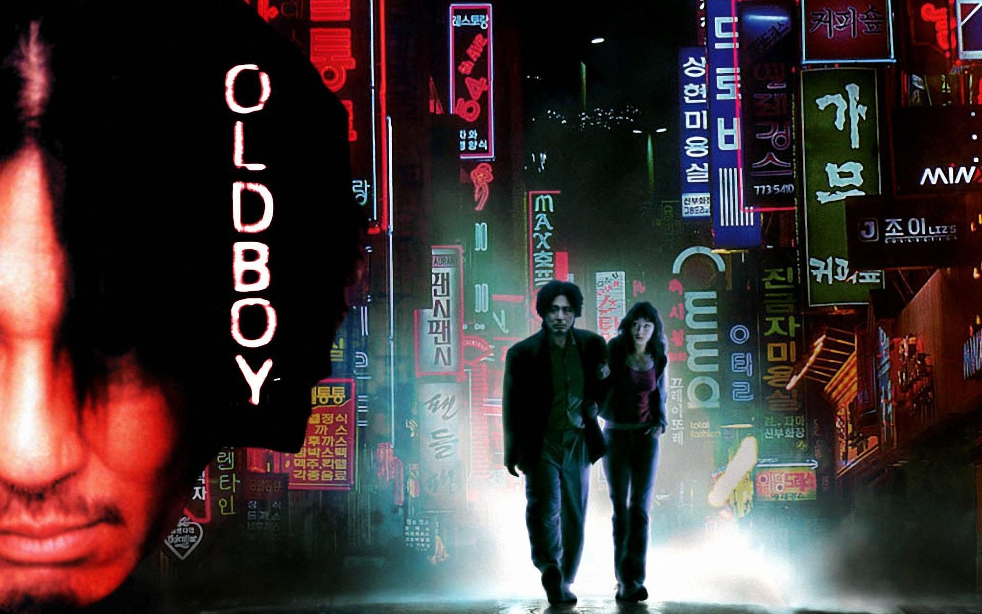 Old Boy, Salah Satu Film Terbaik Korea yang Rugi Jika ...