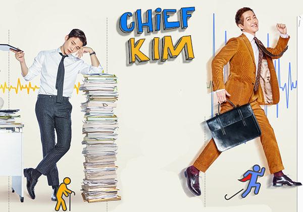 Drama Chief Kim Menarik Buat Ditonton? Yuk Baca Dulu Sinopsis Singkatnya! -  iniKpop