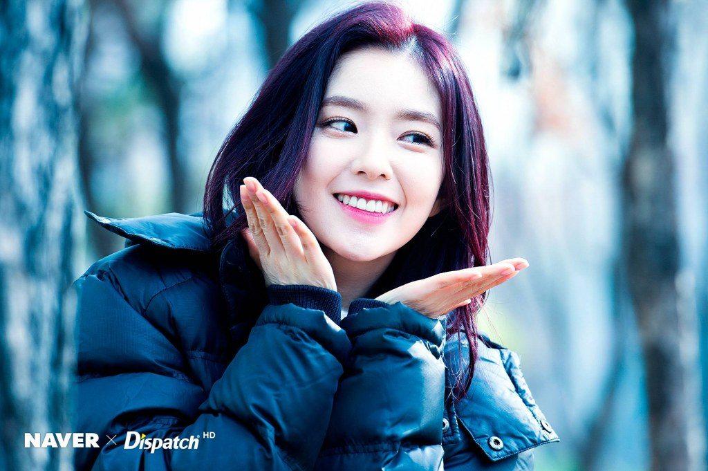 V BTS Gantikan Posisi Irene Red Velvet Demi Park Bo Gum
