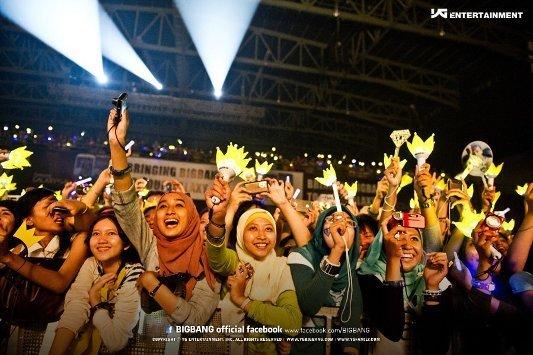 Ini Dia Alasan Kenapa Banyak Konser K-Pop Hijrah ke Indonesia - iniKpop