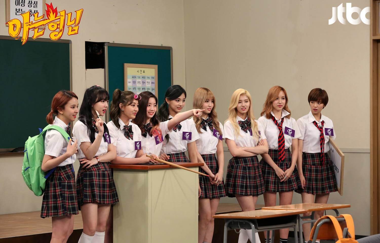 7 Idol Group di Knowing Brothers yang Wajib Kamu Tonton