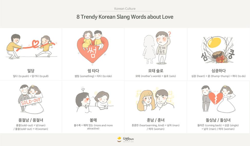 8 Kata Kata Romantis Korea Buat Dapetin Si Oppa Inikpop