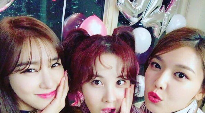 Seohyun Sooyoung Tiffany