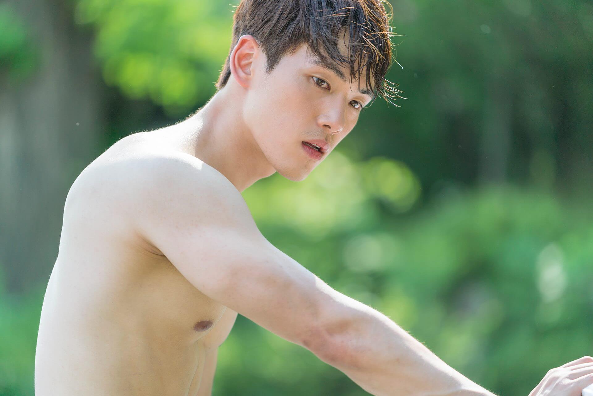 Kim Jung Hyun wajib militer