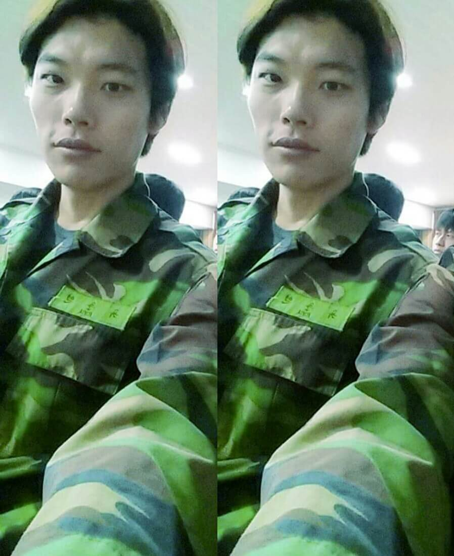 ryu jun yeol wajib militer