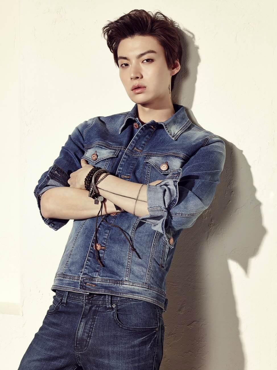 Ahn Jae Hyun wajib militer