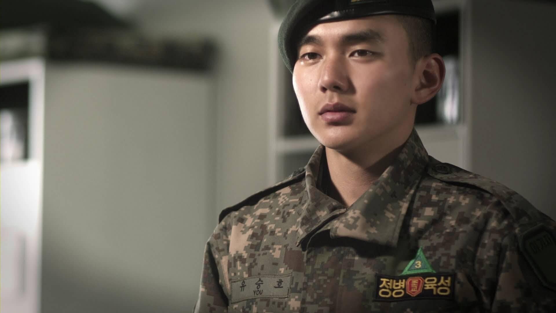 Yoo Seung Ho wajib militer