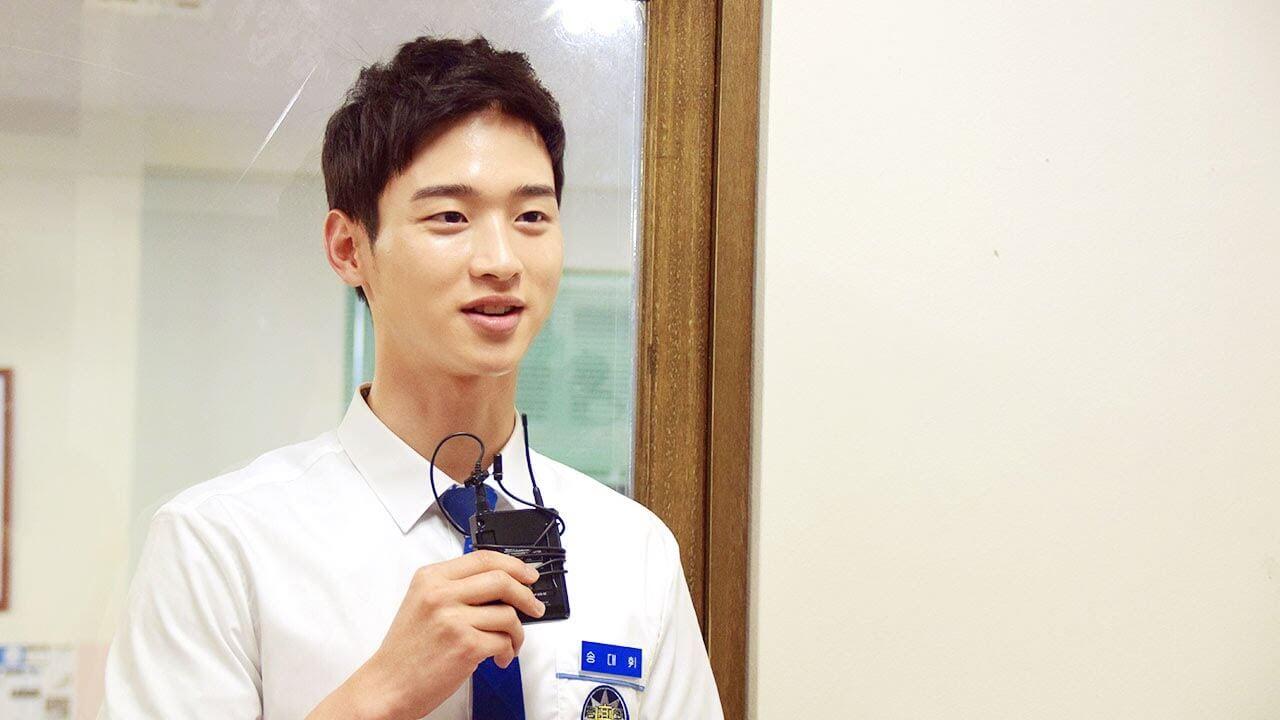 Jang Dong Yoon wajib militer