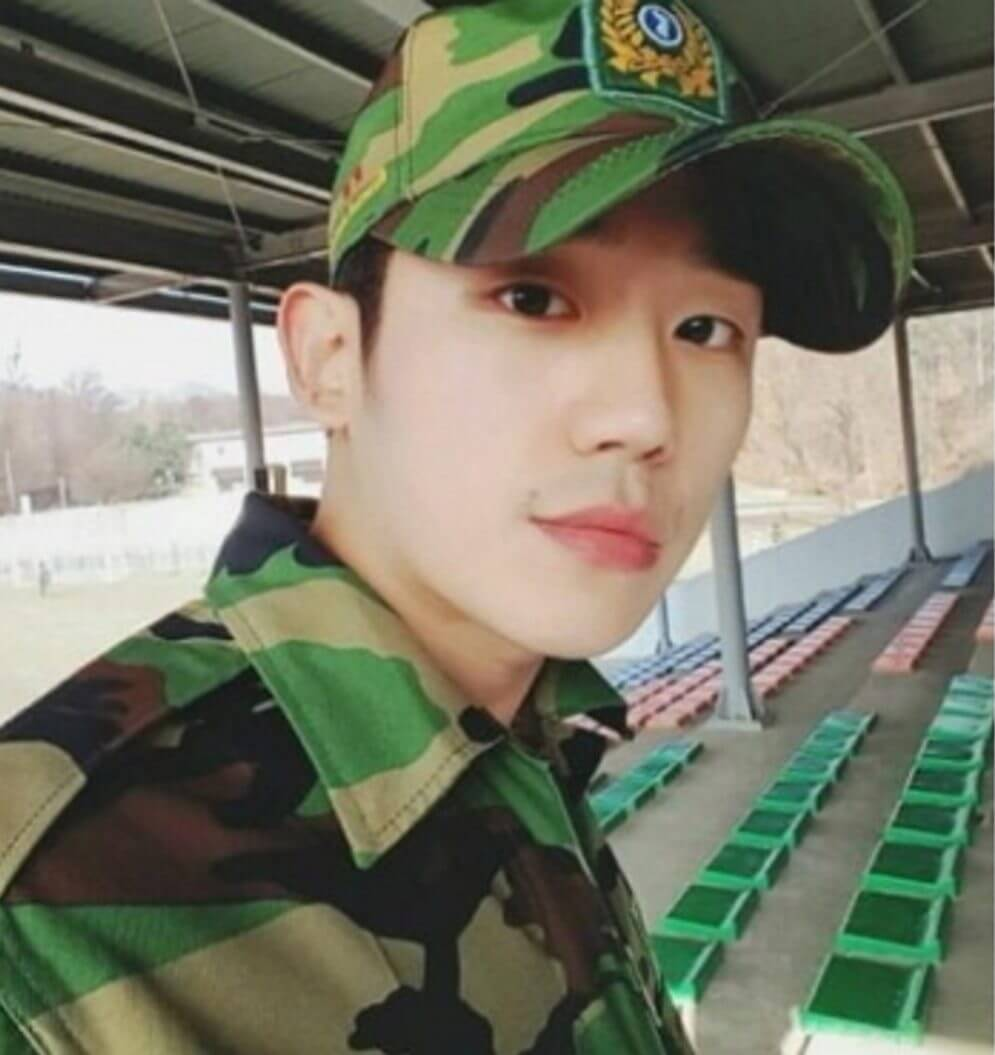 Jung Hae In wajib militer