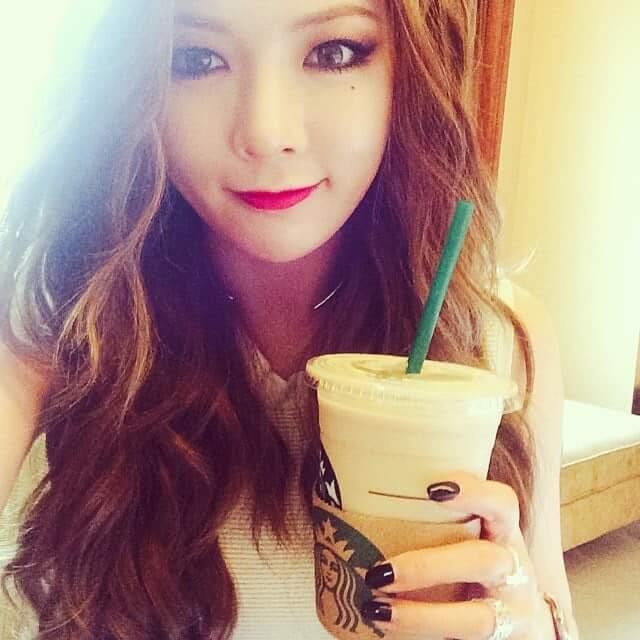 Hyuna kopi