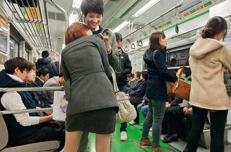kesan pertama di Korea