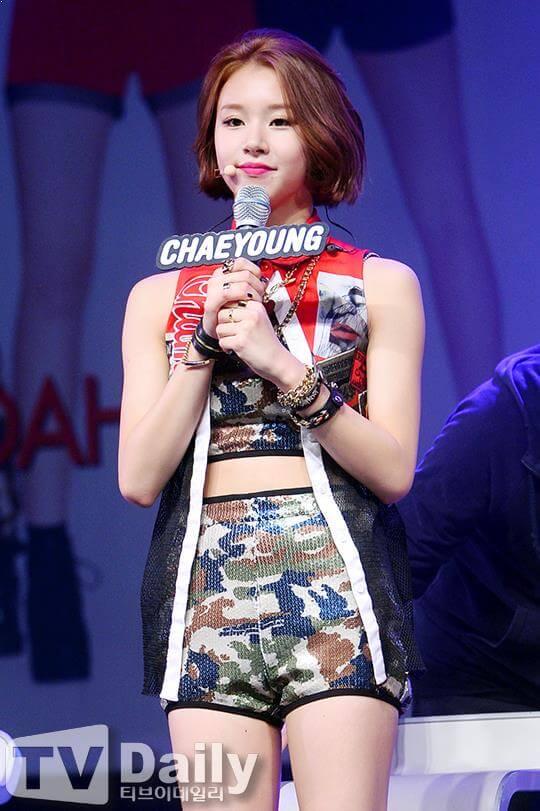 bahu chaeyoung
