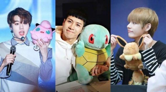 idol kpop pokemon thumbnail