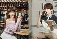 idol Kpop pecinta kopi
