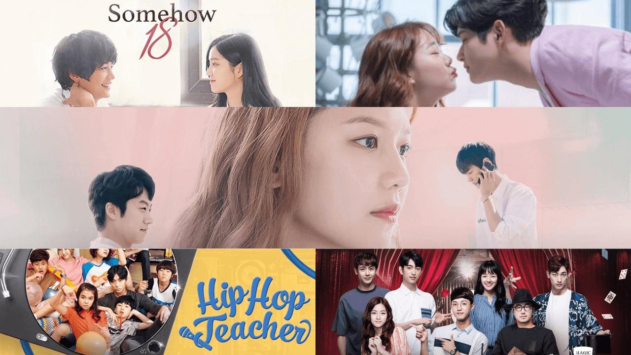 5 Mini Drama Korea yang Cocok Buat Nemenin Liburan Akhir