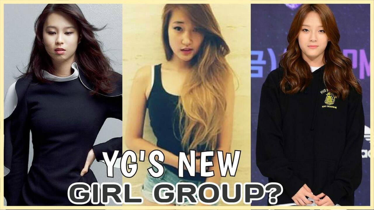 yg new girl group