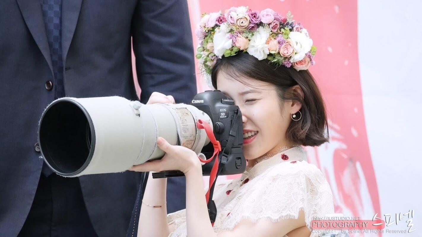 kamera fans kpop