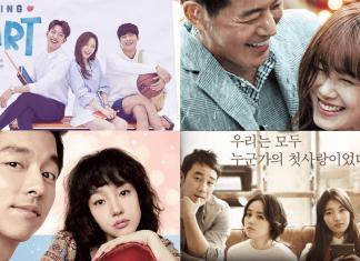 cinta pertama drama korea