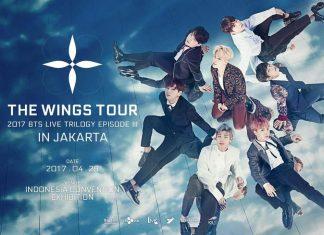 tur konser idol grup terbesar