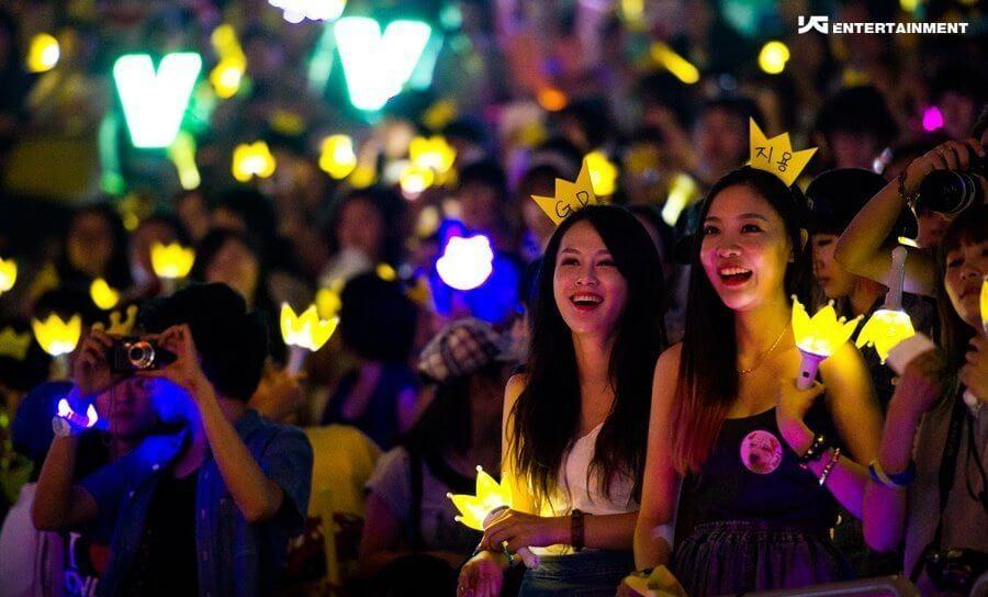 idol kpop fans