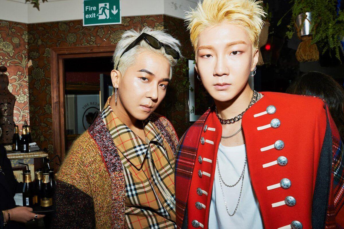 mino hoon fashion