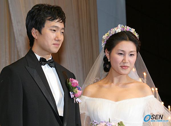 selebriti korea yang menikahi fansnya