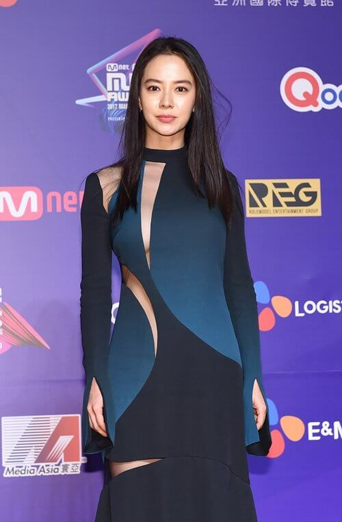 song ji hyo fashion