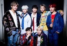fashion brand favorit BTS