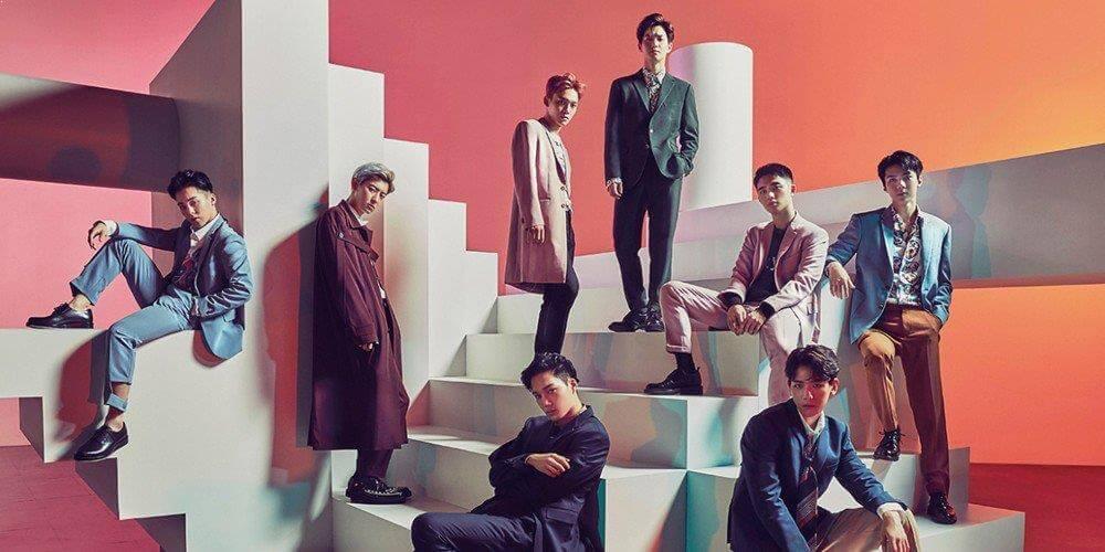 6 group Kpop paling top