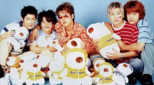 Group K-pop