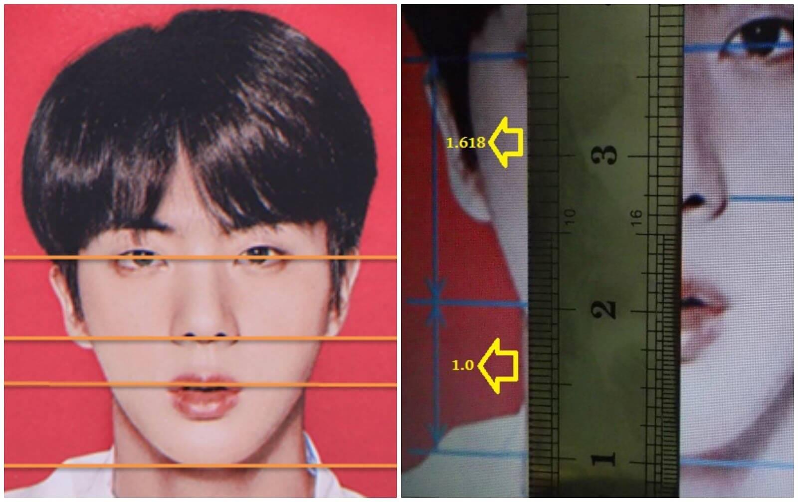 lewat perhitungan matematika ternyata idol kpop ini