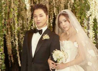 wedding Taeyang