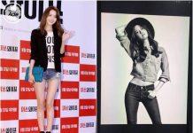idol Kpop paling kurus