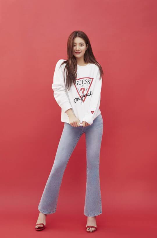 1 Jeans & heels