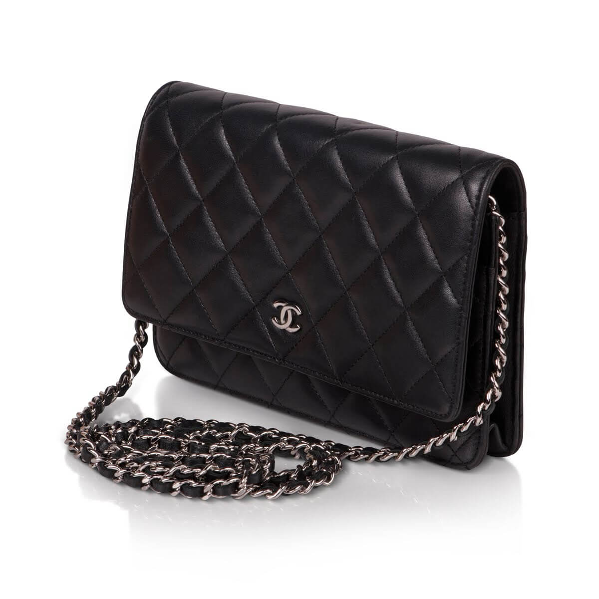 Chanel Wallet on a chain handbag