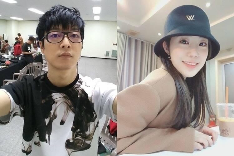Ha Hyun Woo + Heo Youngji