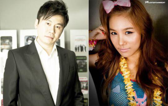 Yang Hyung Suk + Lee Eun Joo