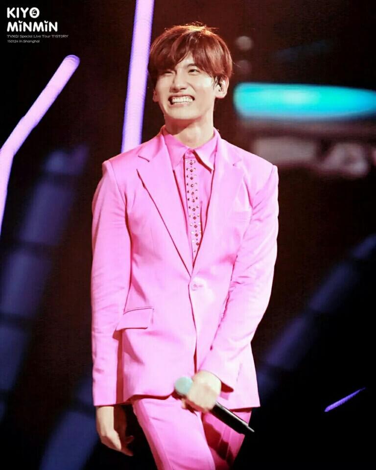 changmin pink