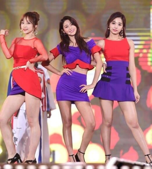 Hani, Seolhyun, Tzuyu
