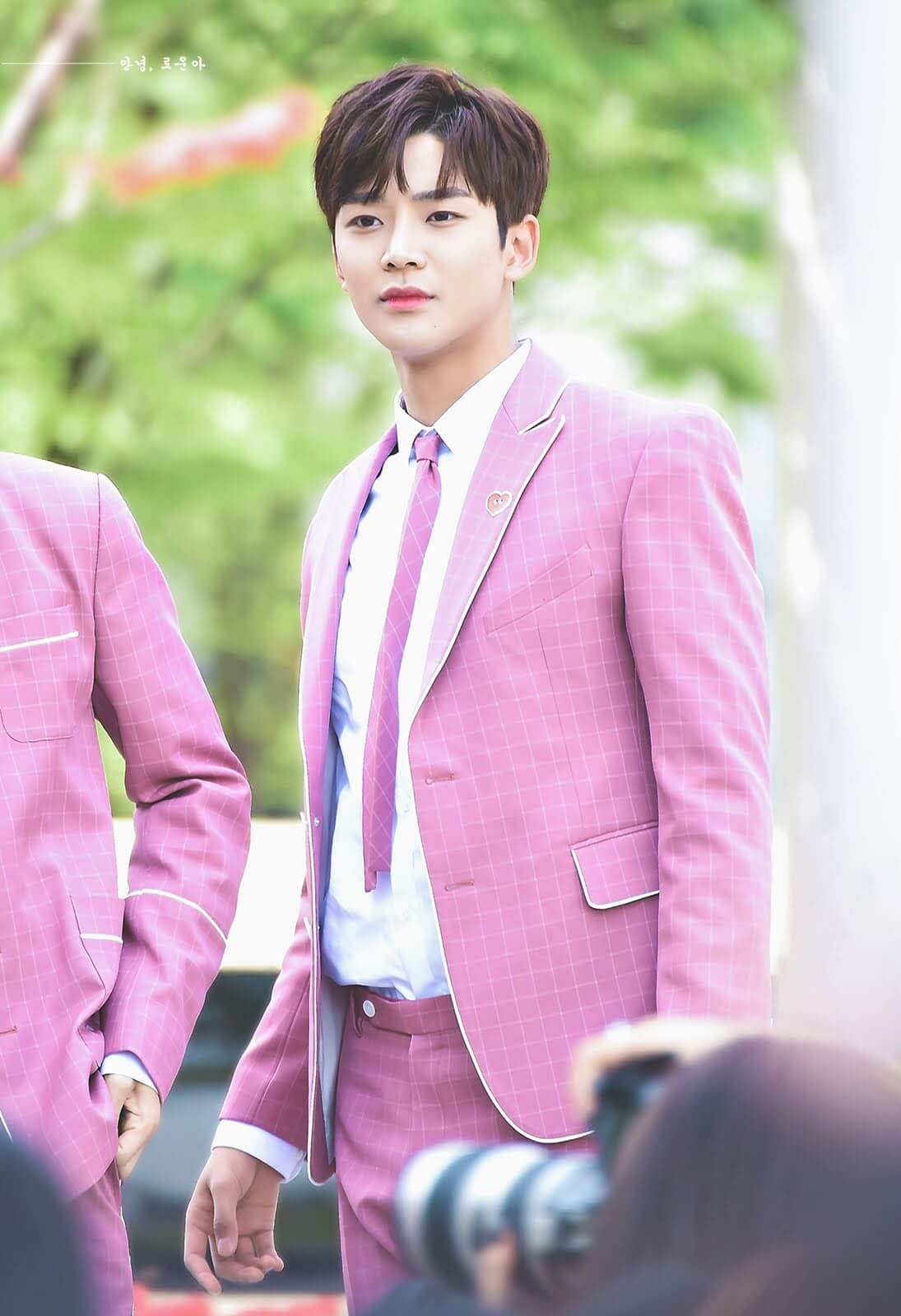 rowoon pink