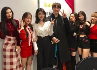 idol Kpop dan managernya