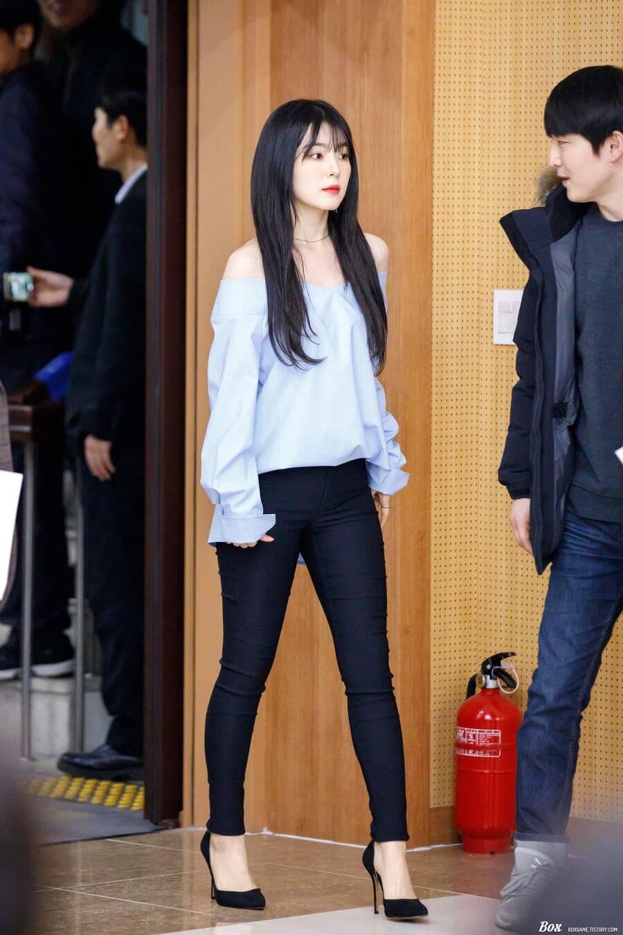 15 Fashion Style Irene Red Velvet Yang Bikin Penampilannya Makin Memukau Inikpop