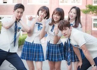 sekolah di Korea Selatan