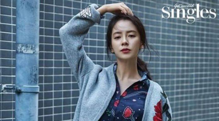 tinggi badan selebriti Korea