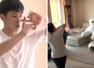 hal aneh yang dilakukan selebriti Korea