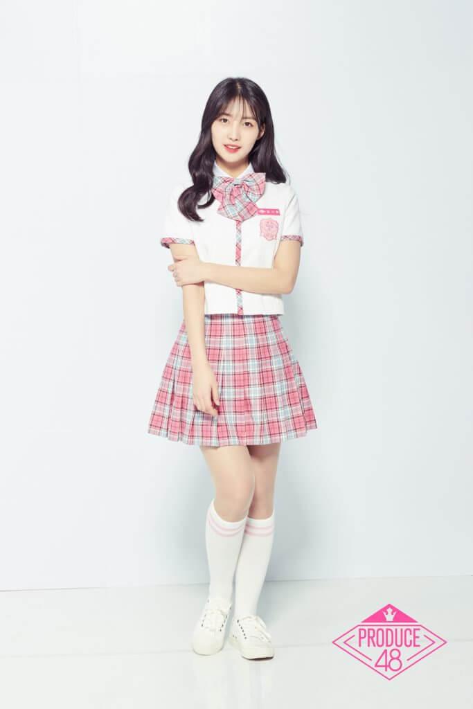 Kim Si Hyeon – Yuehua Entertainment