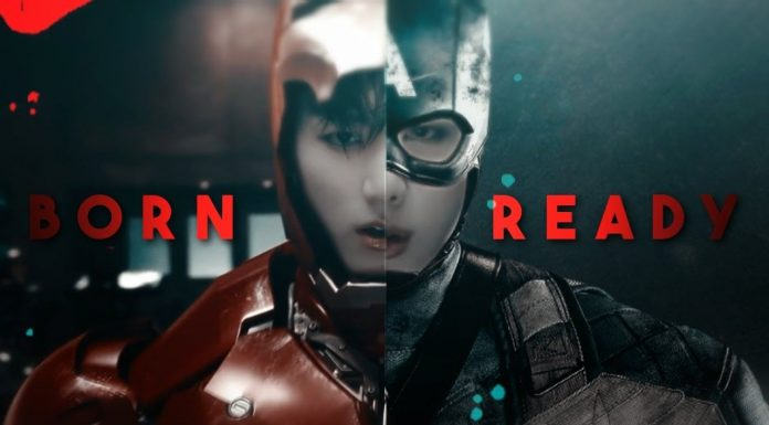 BTS jadi super hero