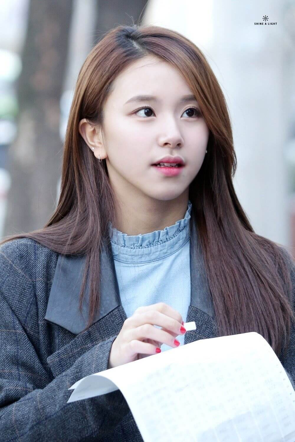 TWICE's Chaeyoung