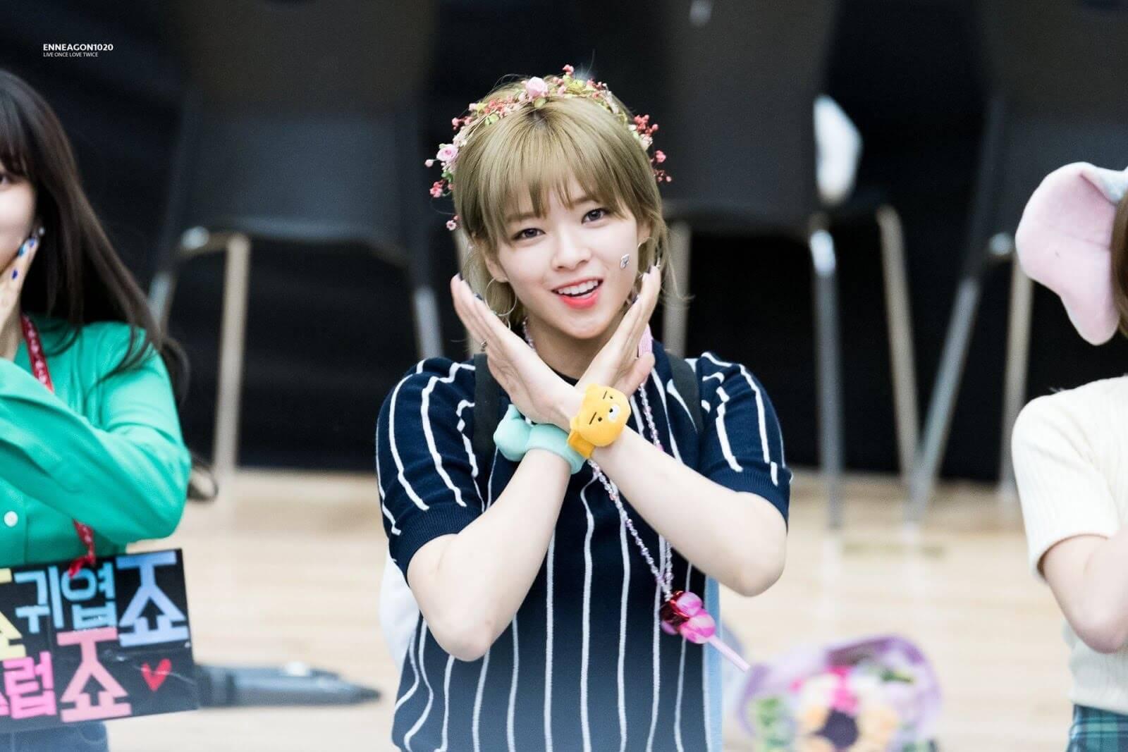TWICE's Jeongyeon